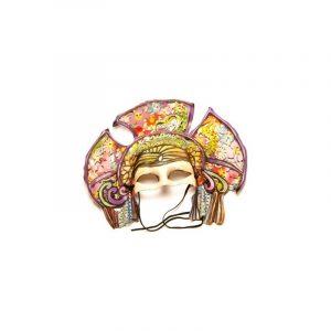 Máscara de carnaval corona