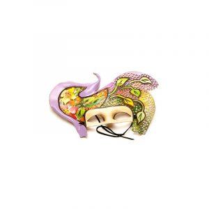 Máscara de carnaval hiedra