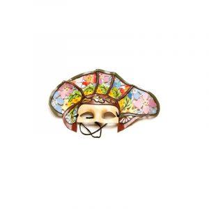 Máscara de carnaval roble