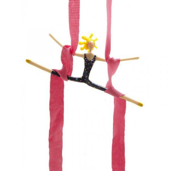 Bailarina trapecista