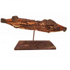 Escultura pez