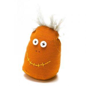 Sujetalibros Demonio Naranja