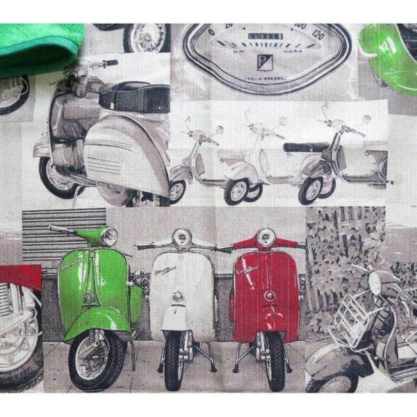 Delantal motos