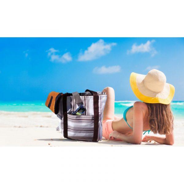 Bolsa de Playa par el y ella